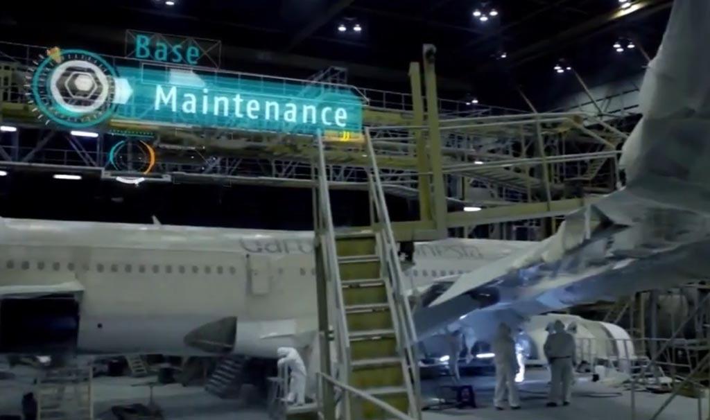 GMF AeroAsia - Garuda Indonesia